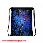Drawstring Bag Light Branch