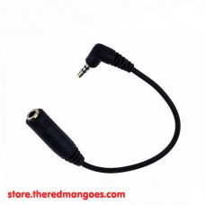 Cable Audio 2.5 mm To 3.5 mm