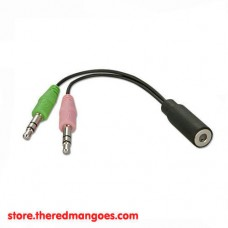 Cable Audio Mobile To PC