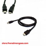 Cable Micro USB To Mini USB