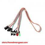 Cable Switch Power Reset LED Mobo
