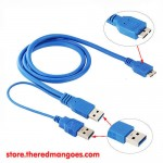 Cable USB 3.0 AM To Micro Cabang 60cm