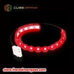 Cube Gaming Led 30cm Red