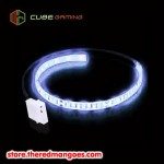 Cube Gaming Led 30cm White