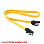 Cable Data Sata Kuning Clip