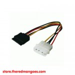Cable Power Molex To Sata