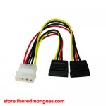 Cable Power Molex To Sata Cabang