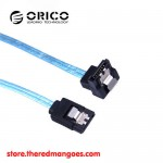 Orico CPD-7P6G-BA60 Serial ATA III Cable with Locking Latch 6 Gbps 60cm