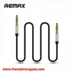 Remax Audio Cable 3.5 Aux 1m (RL-L100) Black