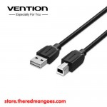 Vention A59 Kabel Data USB 2.0 Type A Male to B Male 1.5m