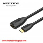 Vention ABAAF Kabel Mini HDMI Male to Standard HDMI Female v1.4b