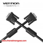 Vention B04 Kabel VGA Male to Male Premium Shielded Black 10m