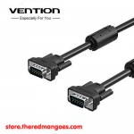 Vention B04 Kabel VGA Male to Male Premium Shielded Black 2m
