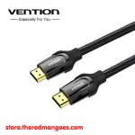 Vention B05 HDMI High Speed Cable Nylon Braided HDMI v2.0b 4K 2M