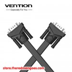 Vention B05 Kabel VGA Male to Male Flat Premium Shielded Black 10m
