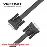 Vention B05 Kabel VGA Male to Male Flat Premium Shielded Black 5m