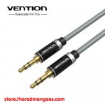 Vention P460 Audio Aux 3.5mm Male to Male 2M Silver