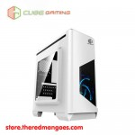 Cube Gaming Anello White - RGB List Bar  - Micro ATX