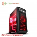 Cube Gaming Griniga Black