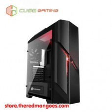 Cube Gaming Malduc - Tempered Glass Window