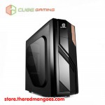 Cube Gaming Uxara Black