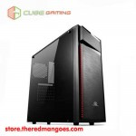 Cube Gaming Weiss Black