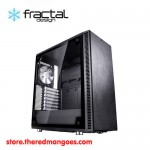 Fractal Design Define C TG Tempered Glass Black