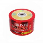 Maxell DVD-R 16X [roll isi 50 Free 5]