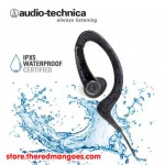 Audio Technica ATH-SPORT1iS Black