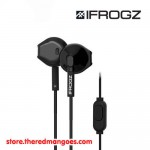 iFrogz Intone Earbuds With Mic Black