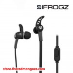 iFrogz Summit Sport Wired Earset Black
