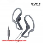 Sony MDR-AS210AP Sport In-ear Headphones Black