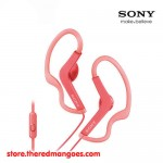 Sony MDR-AS210AP Sport In-ear Headphones Pink