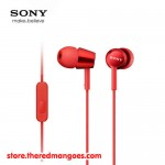 Sony MDR-EX150AP Red
