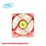 Deep Cool Xfan 8cm Red Led