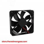 Fan 12cm Black