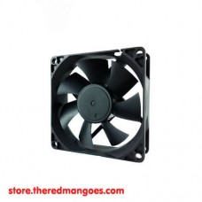 Fan 8cm Black