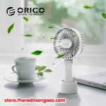 Orico FH1 Mini Desk Handhold Rechargeable Fan White