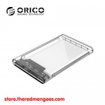 "Orico 2139U3 HDD Enclosure 2.5"" White - USB 3.0"