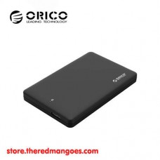 "Orico 2599US3 HDD Enclosure 2.5"" Black - USB 3.0"