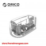 Orico 6139U3 Single Bay SATA To USB 3.0 Docking Station Transparent