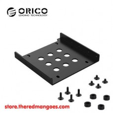 "Orico AC325-1S HDD Bracket 2.5"" To 3.5"" Black"
