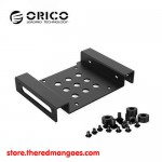 "Orico AC52535-1S HDD Bracket 2.5"" / 3.5 "" To 5.25"" Black"