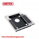 Unitek Y-SD1003 HDD Caddy 9.5mm For Laptop