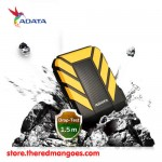 "Adata HD710 1TB USB 3.1 Waterproof Dustproof Shock Resistant HDD External 2.5"" Yellow"