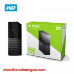 WD My Book 4TB USB 3.0 HDD External 3.5""