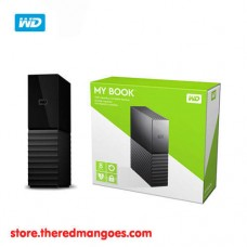 WD My Book 8TB USB 3.0 HDD External 3.5""