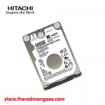 "Hitachi HDD 2.5"" 500GB 5400 RPM"