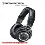 Audio Technica ATH-M50X Professional Monitor Headphones Black