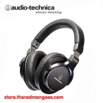 Audio Technica ATH-MSR7 High-Resolution Audio Headphones Black